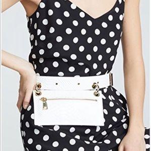 Alice McCall Leather Belt Bag NWOT